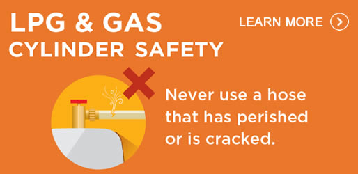 Lean about LPG and GAS Cylinder safety this BBQ season. Click here to learn more.