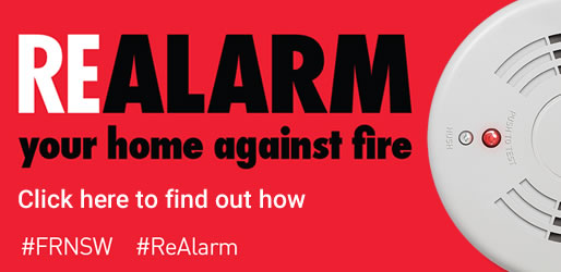ReAlarm your home against fire. Click here to learn how.