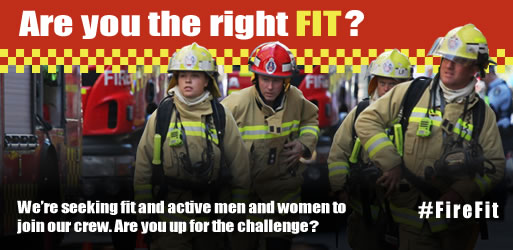 Fire & Rescue NSW is gearing up for its 2015 Permanent Firefighter Recruitment Campaign, with a particular emphasis on attracting more women to the ranks.