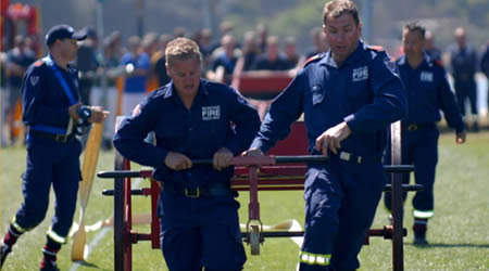 NSWFB teams perform well at 2007 National Firefighter Championship