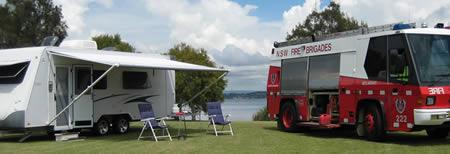 Summer Fire Safety Checklist