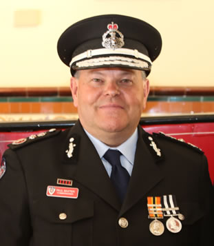 Photo of Commissioner Greg Mullins