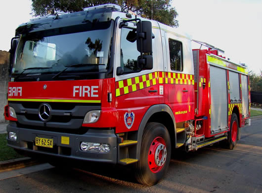 Vehicle specifications and photographs - Fire and Rescue NSW