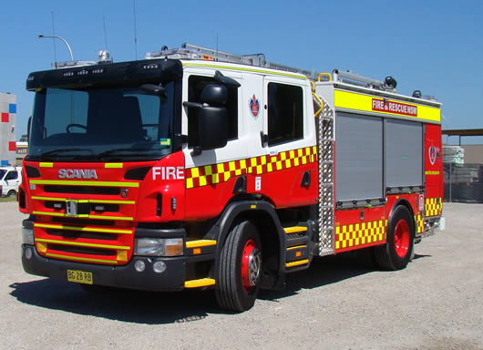 Image result for fire truck nsw