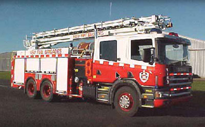 Photo of a Aerial Pumper