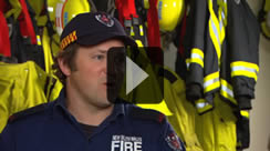 Retained Firefighter, Marty Interview Video