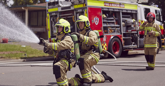 Smoke Alarms In The Home Fire And Rescue Nsw