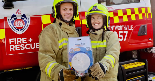 Smoke Alarms Fire And Rescue Nsw
