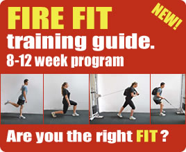 Fire Fit training guide - are you the right fit?